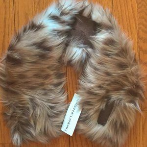 New Amazing Faux Fur Scarf